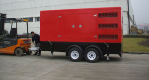 Generator Trailer pictures & photos