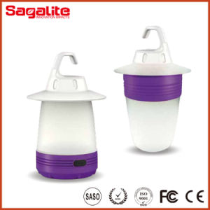 7W Li Battery Powered Portable LED Camping Lantern