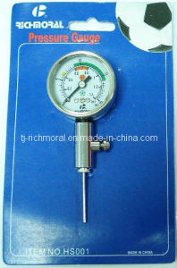 Air Pressure Gauge /Pressure Gauge/Pressure Gauge for Ball (HS001)