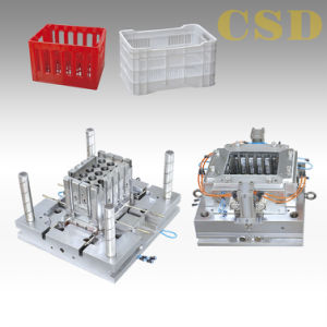 Injection Mould for Plastic Basket pictures & photos