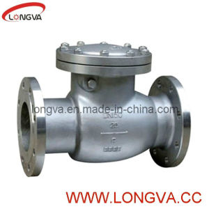 Cast CF8m Swing Check Valve pictures & photos