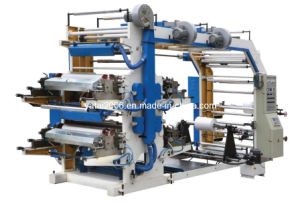 Four Color Flexography Printing Machine (YT4600/4800/41000)