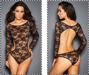 97eab688666 China Women Pajamas Sleepwear G-Strings Sexy Underwear - China ...