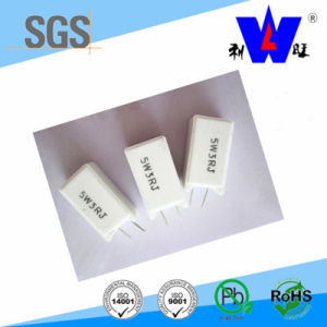 Rgg 5W 3rj Wirewound Ceramic Resistor pictures & photos