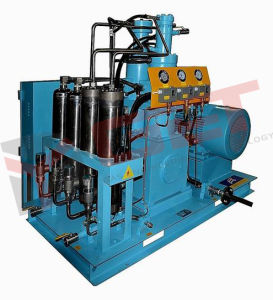 Oxygen Filling Machine pictures & photos