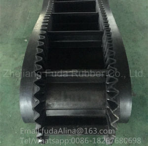 High Tensile Strength Anti-Impct Sidewall Conveyor Belt pictures & photos