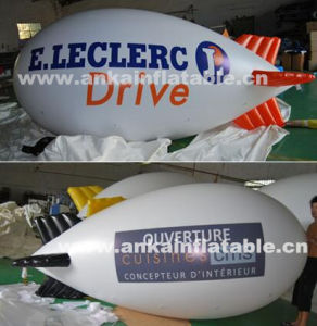 Top Grade Custom Made Inflatable Helium Blimp pictures & photos