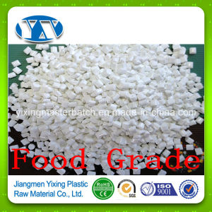 White Filler Masterbatch Used for Plastic Film/Injection