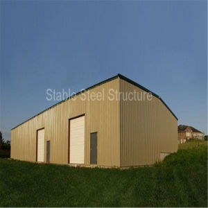 China Supplier Prefabricated Building Metal Garage pictures & photos