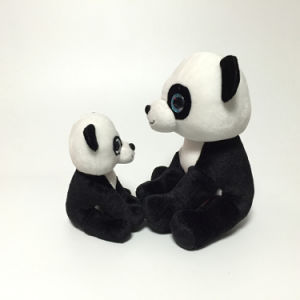 Classical Plush Panda Soft Custom Stuffed Ce Ssitting Animal Toy pictures & photos