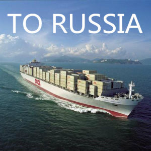 Shipping Ocean Sea Freight LCL FCL Xingang Tianjin China to Trade Commercial Fish Port Vladivostok Russia