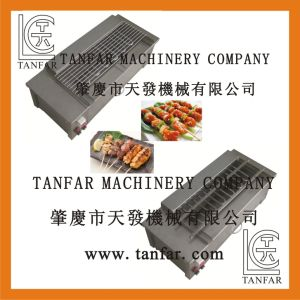 Manual Electric Kebab Barbeque Griller pictures & photos