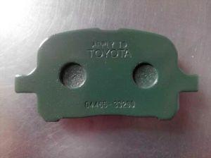 Toyota Brake Pads >> 04465 42190 Japanese Car Brake Pads For Toyota
