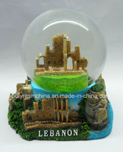 Lebanon Souvenir of Resin Snow Globe pictures & photos