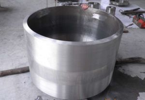 Large Diameter Forged Pipe