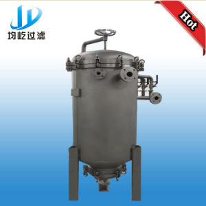 Stainless Steel Industrial Liquid Multi Bag Filter