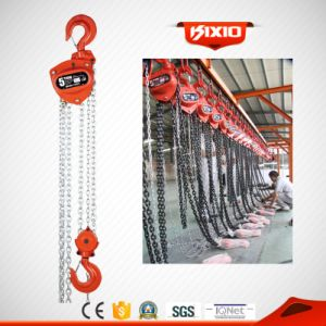 Manual Chain Hoist, Building Lifting Tools/Chain Block pictures & photos