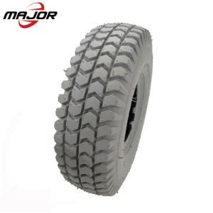 Black Rubber Pneumatic Tire /& Inner Tube Set For 9/'/' Electromobile 2.80//2.50-4