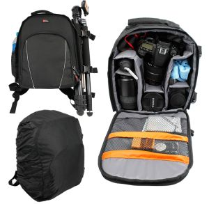 Wholesale 14 Inch Padded Camera Rucksack Backpack Bag pictures & photos