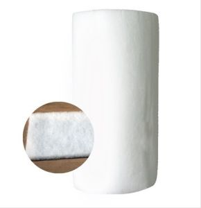 Painting Booth Ceiling Filter, Synthetic Fiber Media Roll for Spray/Coating Room pictures & photos