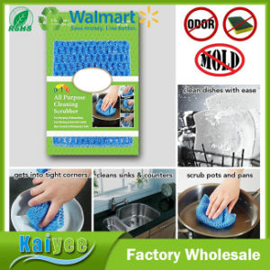 Kitchen Scrubbing Sponge or Cotton Cleaning Dish Cloth pictures & photos