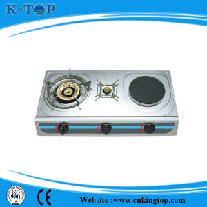 S/S Cast Iron Burner Tabletop Gas Cooker