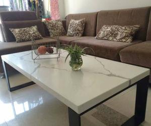Quartz Stone Quartz Calacatta Countertops Table Tops