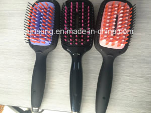 New Hair Straightener Brush with Ionic pictures & photos