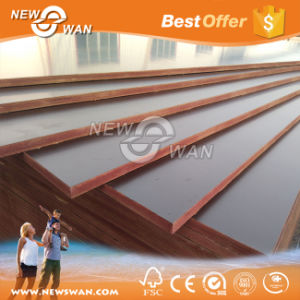Imported Dynea Film Faced Plywood, High Quality Waterproof Birch Plywood