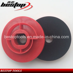 "5"" 125mm Snail Lock Plastic Backer Pad for Sale pictures & photos"