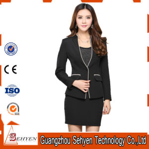 China Women Elegant Work Suits Formal Business Suits For Ladies