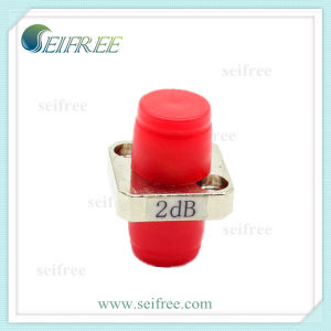 Fixed Fiber Optic Attenuator, FC Adapter Type Optical Attenuator pictures & photos