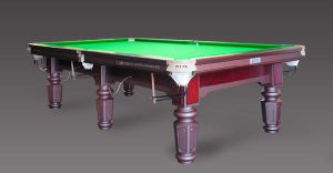 Chinese Ball Pool Table China Pool Table Steel Cushion - Chinese pool table