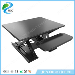Jeo Ld08 Height Adjustable Computer Sit Stand Desk