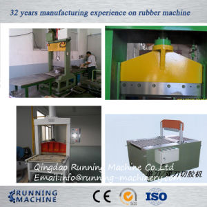 Rubber Bale Cutter Machine with 800mm Width pictures & photos