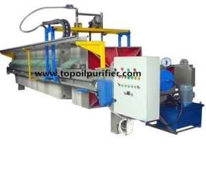 Automatic Dirty Vegetable Oil Filtration Equipment/Oil Filter Press pictures & photos