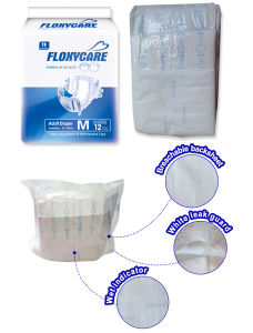 OEM Best Selling High Absorbency Disposable Adult Diapers pictures & photos