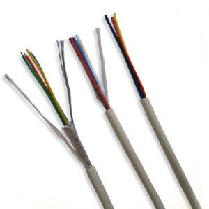 China Fire Alarm Cable Wih Aluminum Foil Shield Drain Wire 4 Core ...