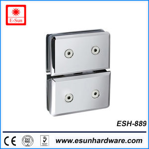 Hot Designs Stainless Steel Glass Hinge (ESH-889) pictures & photos