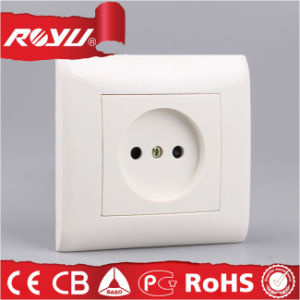 CB Approved PC Material Viko Design French Wall Socket pictures & photos