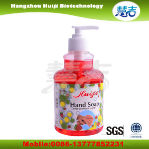 New Natural Formula Green Anti-Bacterial Liquid Hand Soap pictures & photos