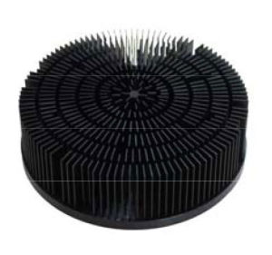 Cold Forged Aluminum 10W LED Heat Sink pictures & photos
