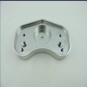 OEM Precision CNC Aluminum Machining Lid Part pictures & photos