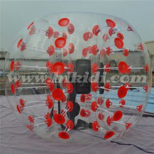 New Design Fashion Inflatable Belly Bumper Ball/ Body Zorbing Bubble Ball for Sale D5001 pictures & photos