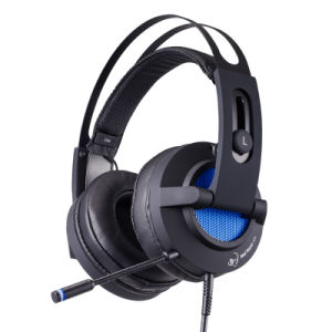 Super Bass Steel Frame Headband Stereo PC Computer Headphone (K-B10) pictures & photos