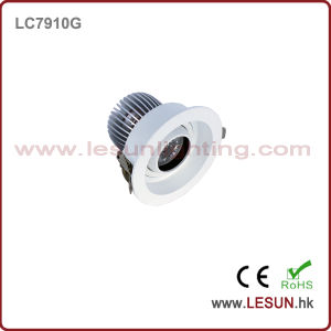 Hot Sales Mini 10W COB LED Downlight LC7910g pictures & photos