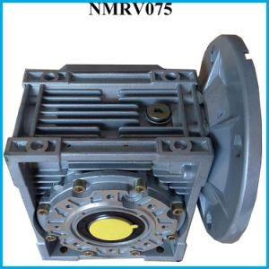 Nmrv075 Worm Gearbox Motor Output Flange