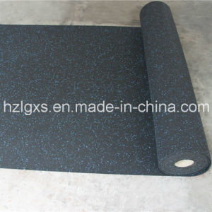 EPDM Dots Rubber Rolls Carpet for Gym pictures & photos