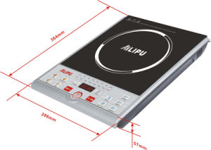 Ailipu ETL 120V 1500W Tabletop Kitchen Appliance Induction Cooker pictures & photos
