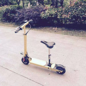 New 350W/36V Alloy Electric Scooter with Lithium Batteries (JY-ES28) pictures & photos